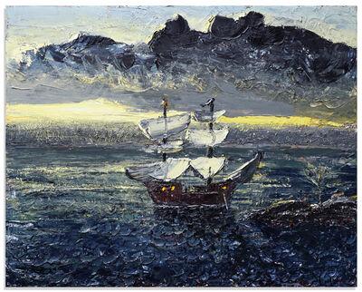 John Bradford, 'Mayflower November 11, 1620', 2019