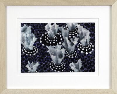 Barbara Takenaga, 'Untitled (8 springs)', 2019