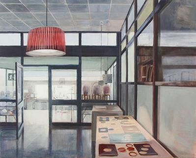 Bea Sarrias, 'The Red Lamp', 2021