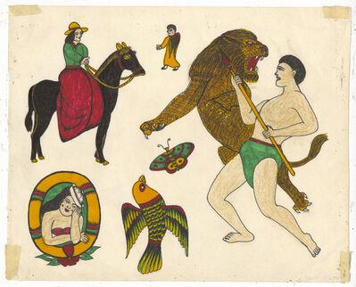 Rosie Camanga, 'Untitled (Tarzan)', ca. 1950