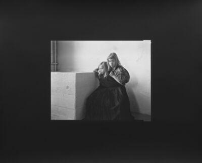 Nelli Palomäki, 'Contact VI (Saima and Valpuri)', 2019