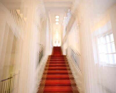 Magda Von Hanau, 'Albertina Palace Up Stairs', 2017