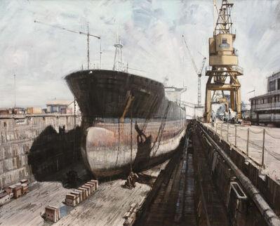 Valerio D'Ospina, 'Docking', 2019