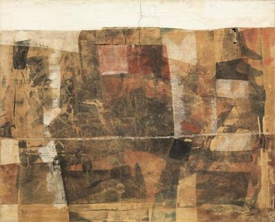 Nuvolo, 'Untitled', 1958
