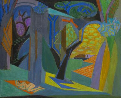 André Lhote, 'Bain de soleil sous bois', ca. 1954