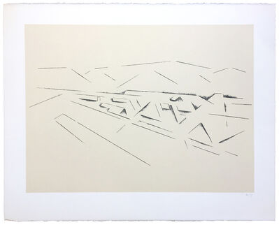 Andrew Dasburg, 'The Taos Series 19', 1975