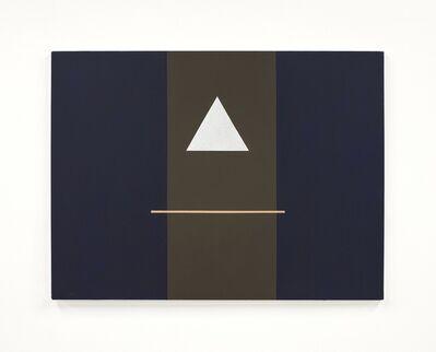 Robert C. Morgan, 'Pyramid Shift', 2010