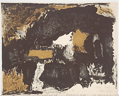 Esteban Vicente, 'Untitled', 1961