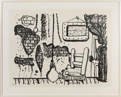 Philip Guston, 'East Side', 1980