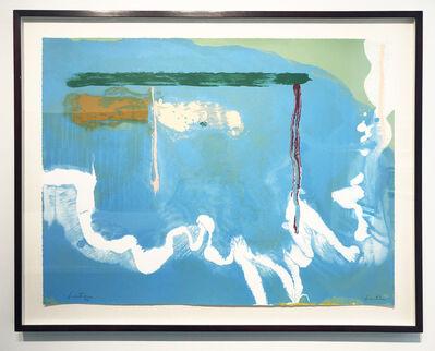 Helen Frankenthaler, 'Skywriting', 1997