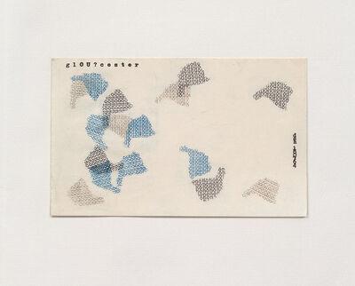 Dom Sylvester Houédard, 'glou ? cester', 1964