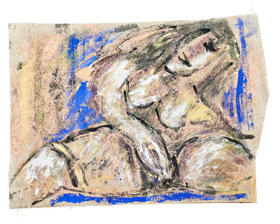 Smokey Tunis, 'Untitled painting (Erotic Female)'