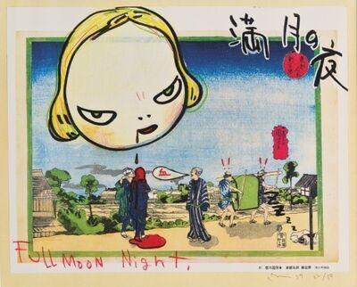 Yoshitomo Nara, 'Full Moon Night (In the Floating World)', 1999
