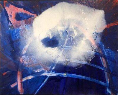 Rene Duvillier, 'Arc en Ciel, Arc en Mer', 1990