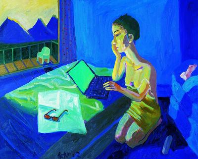 Zhang Yongxu, 'Image Dreams', 2002