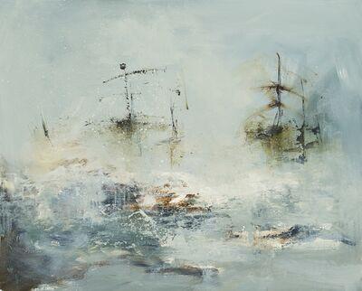France Jodoin, 'Sea Study 105', 2020