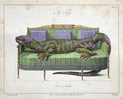 Ruth Marten, 'A Sofa', 2020