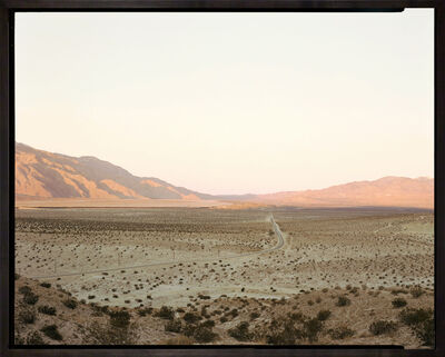 Richard Misrach, 'San Gorgonio Pass', 1981
