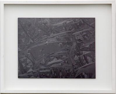 Marco Maggi, 'Graphite', 2009