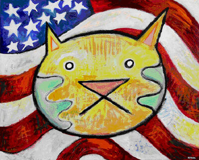 Keith Norval, 'Patriot Cat'