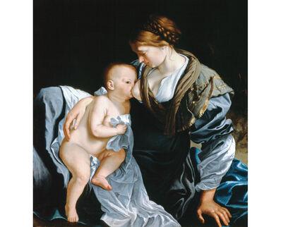Orazio Gentileschi, 'Madonna with Child ', 1626