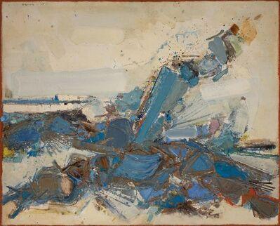 John Harrison Levee, 'Abstraction', 1959