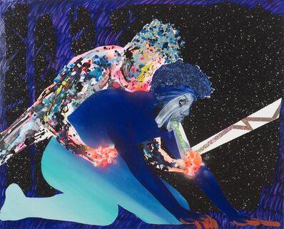 Devan Shimoyama, 'Let Me Help', 2015
