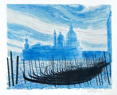 Andre Brasilier, 'Venise', 1981