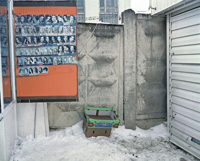 Sasha Rudensky, 'Hairdye Girls, Serpuxov, Russia', 2005