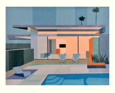 Andy Burgess, 'Wexler House', 2016