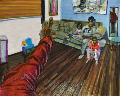 Sedrick Huckaby, 'The Family', 2012