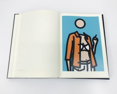 Julian Opie, 'Twenty Six Portraits', 2006