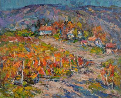 Anatoly Egorovich Zorko, 'Landscape. Vineyard', 2009