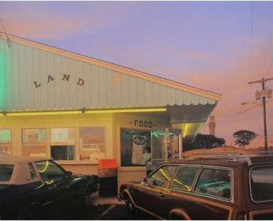 Joel Meyerowitz, 'Provincetown', 1976