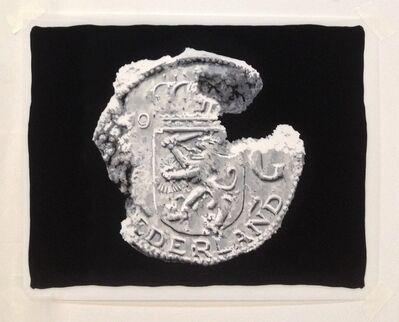 Daniel Arsham, 'Study of The Eroded Guilder Back', 2013