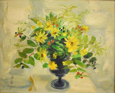 Le Pho, 'Flowers | Fleurs', 1971