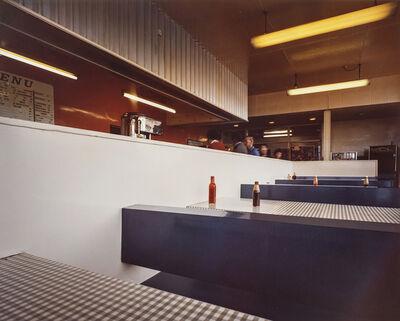 Paul Graham, 'Interior, Blyth Services, Blyth, Nottinghamshire, June', 1981