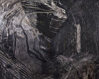 Edward Burtynsky, 'Highland Valley Mine #10', 2008
