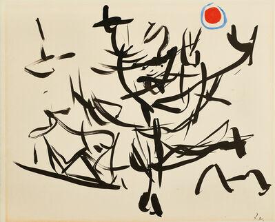 Robert Motherwell, 'Bird Study', 1954