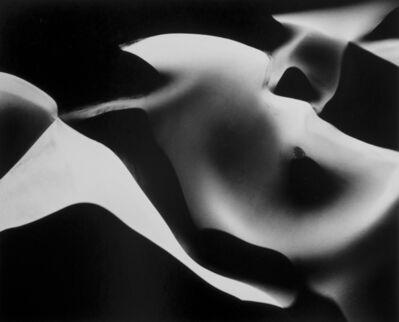 William Garnett, 'Sand Dune #4, Death Valley', 1954
