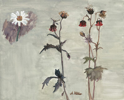 Yang Jiechang 杨诘苍, 'These are still Flowers 1913-2013 No. 15 还是花鸟画1913-2013 15号,', 2013