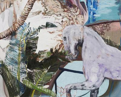 Joseph Choi, 'Horse and Greekhead', 2019