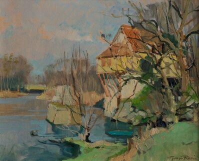 Georges Charles Robin, 'Moulin de Vernon'