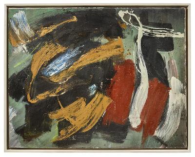 Gérard Schneider, 'Sans titre', 1963