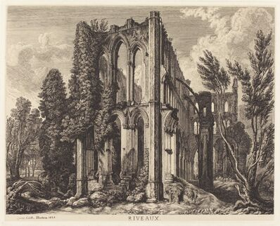 George Cuitt the Younger, 'Riveaux', 1824