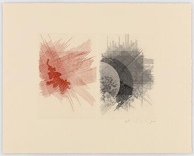 William Tillyer, 'Oak Leaf and Bridge', 2011