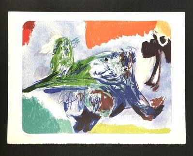 Asger Jorn, 'SULLA STRADA II', 1970