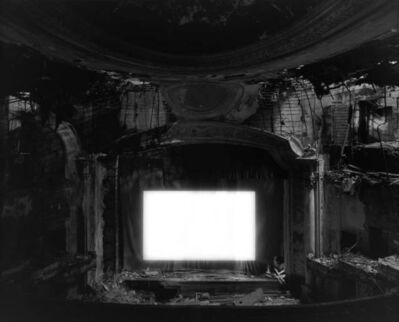 Hiroshi Sugimoto, 'PARAMOUNT THEATRE NEWARK 2015 ', 2015
