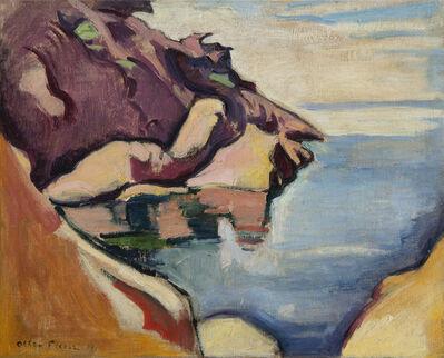 Emile Othon Friesz, 'La baie du Bec de l'aigle, La Ciotat', 1907