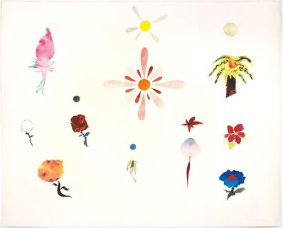 Pavel Pepperstein, 'Monsters of Flowers', 2002